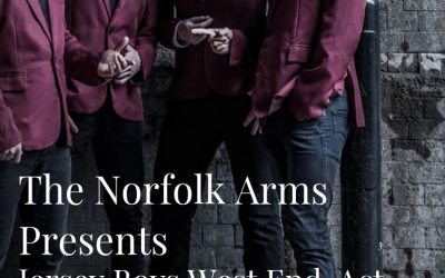 Norfolk Arms Presents The West End Jersey Boys